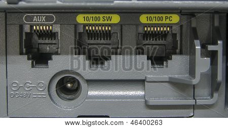 Port For Connect Ip Phone