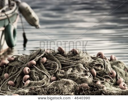 Net Of Fisherman