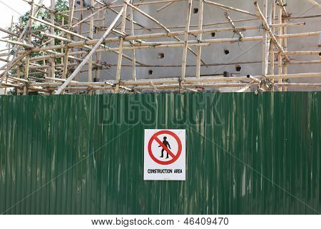 Construction area