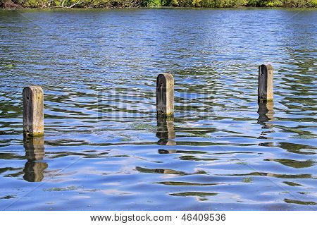 Posts In Water