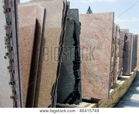 Colorful Granite Slabs For Sale