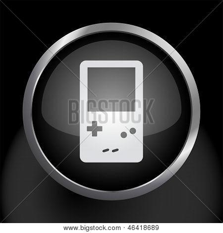 Video Gaming Icon Symbol