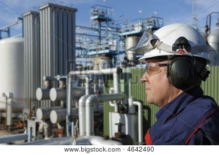 Industrial Engineer In