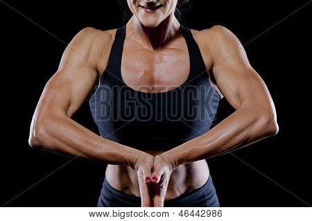 Constructor del cuerpo femenino