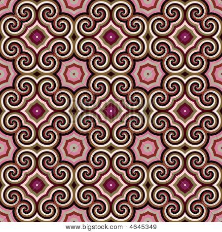 Seamless Ornament Pattern