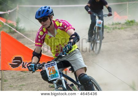 Extreme Bikecross Competition