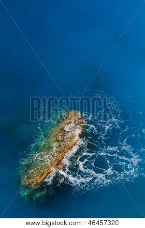 Navagio shipwreck beach of Zakynthos Greece