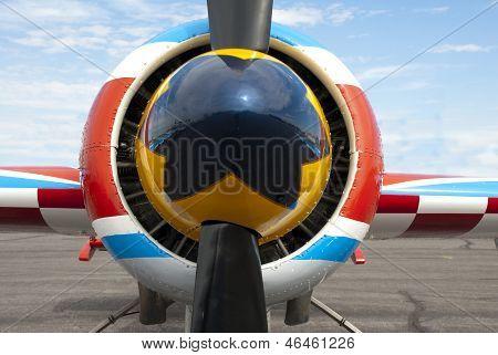 Airplane Spinner