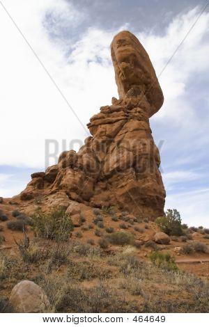 Balanced Rock Upshot