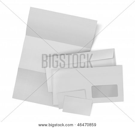 Collection Of Various Stationery
