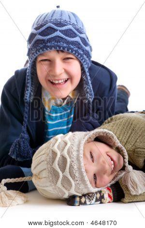 Happy Brothers