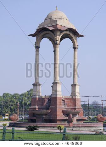 Gateway To Delhi India