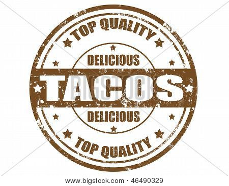 Tacos-stamp