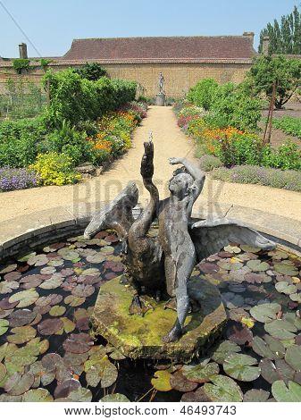 Garden Pond Statue