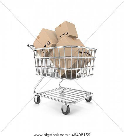 Way to shopping
