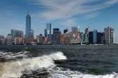 image of freedom tower  - NEW YORK  - JPG