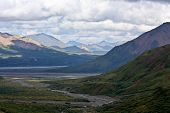 picture of denali national park  - Landscape view of Alaska