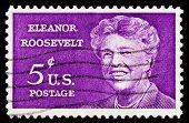 Eleanor Roosvelt 1963