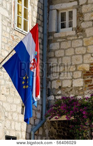 Flag of Croatia,Rab Island