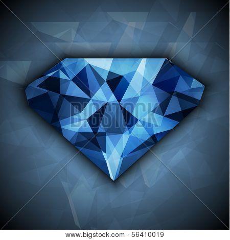 Abstract diamond