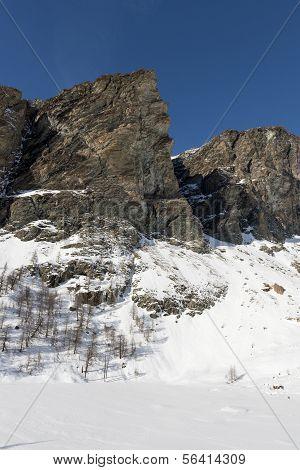 Mount Verra, Ayas-Tal (Norditalien)