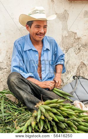 Marketeer from Honduras