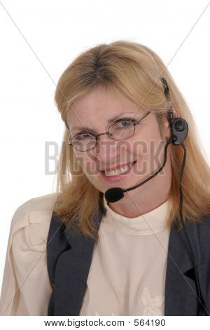 Kunden-Service-Betreiber 7118