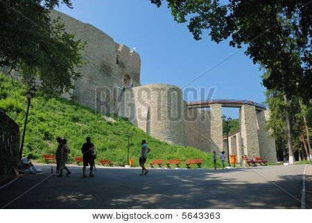 Neamt Fortress Visit