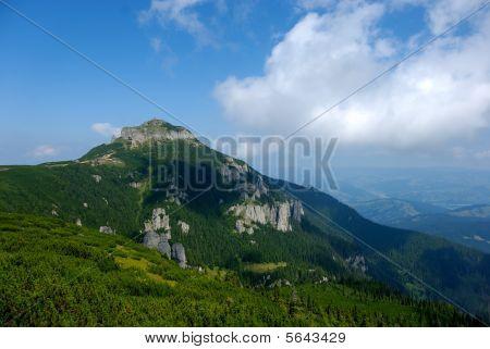 Toaca Peak