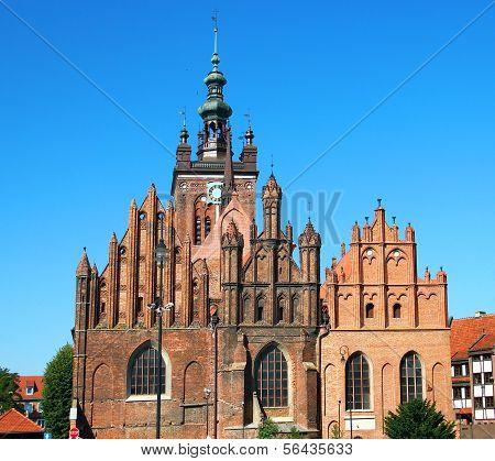 St. Catherine's Church, Gdansk
