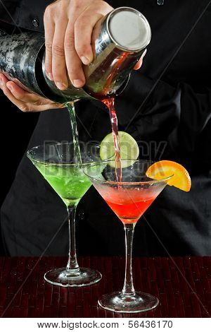 Bar Tending