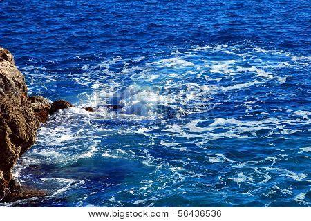 Rock in the Mediterranean
