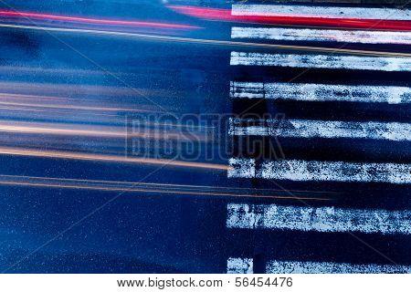 Fußgängerzone zweite