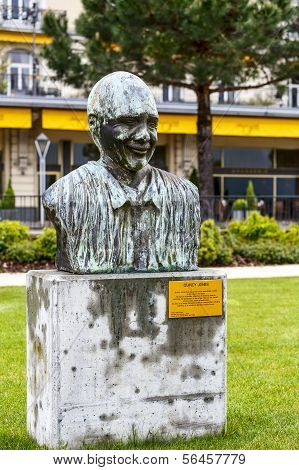 Memorial To Quincy Jones In Montreux