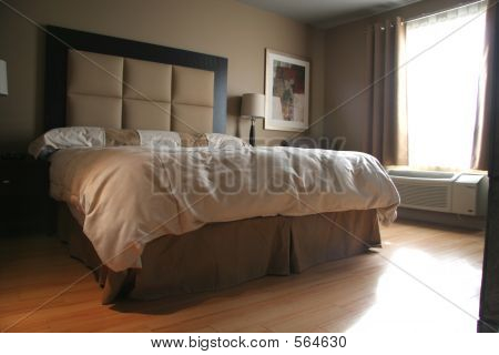Interior View Of Bedroom 2