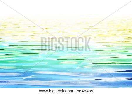 Multicolored Seascape