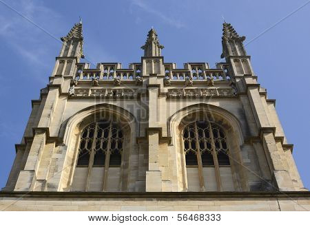 Das Merton College. Oxford. England