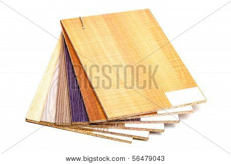 Plywood Samples