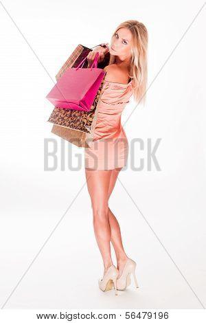Leggy Shopper.