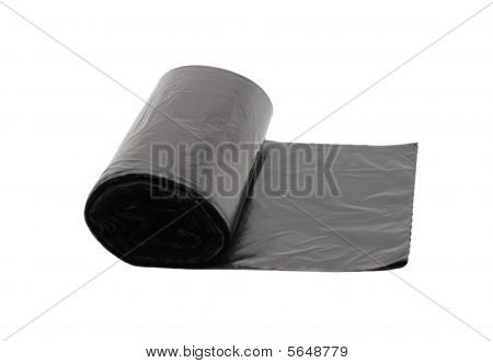 Garbage Bag, Isolated