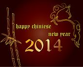 pic of chinese crackers  - Illustration  - JPG