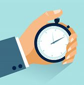 stock photo of punctuality  - Time management - JPG