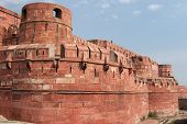 picture of khas  - Red Fort in Agra - JPG