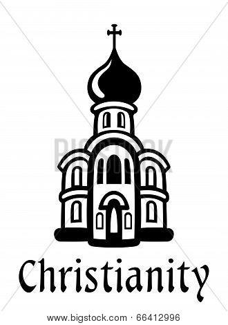Christianity emblem or icon