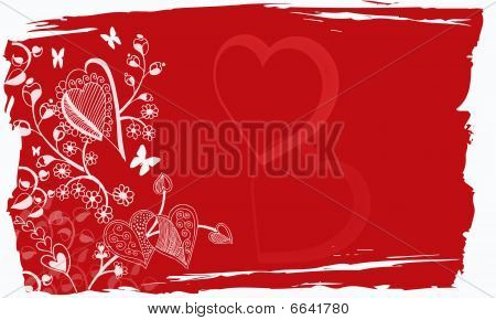 Valentine Grunge