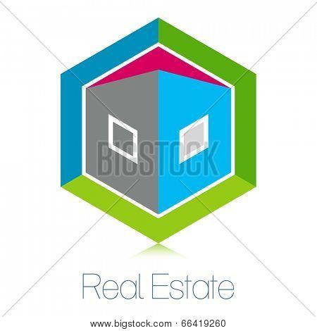 Real estate design concept.