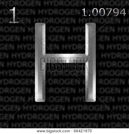 Hydrogen Gas Element Concept