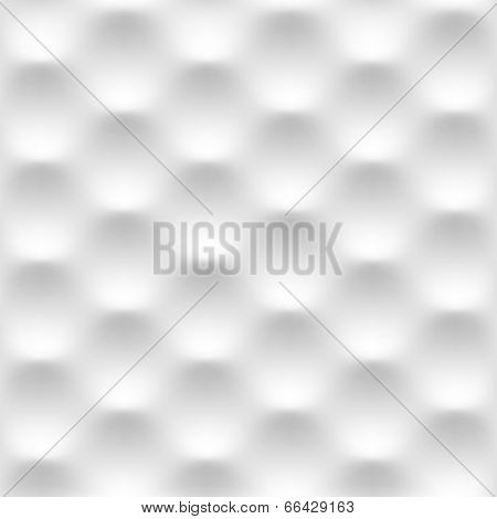 White seamless pattern. Vector.
