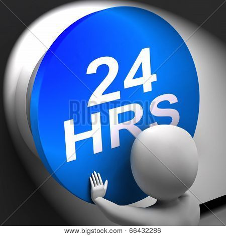 Twenty Four Hours Pressed Shows 24H  Availability