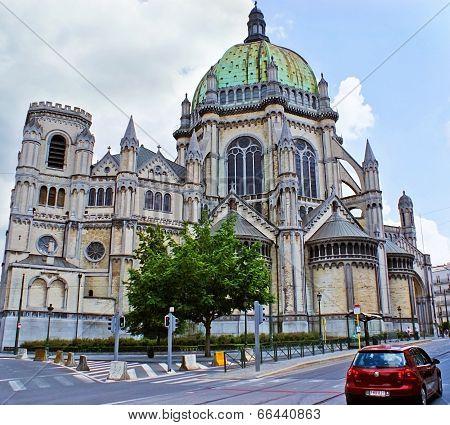 The Huge Church